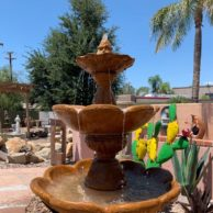 Rose Fountain 3-Tier