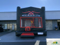 Hickory Crawdads Inflatable 4 in 1 Bouncer