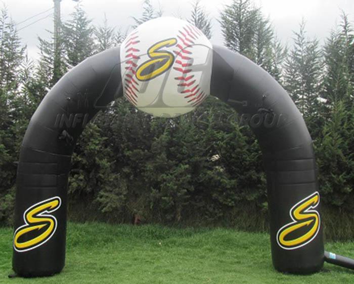 Baseball Arch