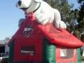 Altoona Curve Dog House Inflatable