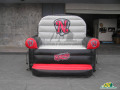 Nashville Sounds Inflatable Couch