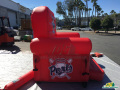Stockton Ports Inflatable Couch
