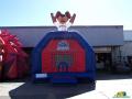 Tennessee Smokies Custom Inflatable Bouncer