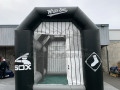 Chicago White Sox Inflatable Baseball Batting Cage
