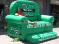 University inflatable Couch