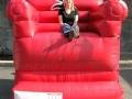 White Sox inflatable Chair