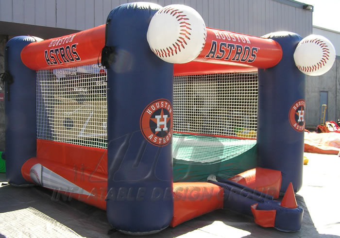 Houton Astros Inflatable Tee Ball