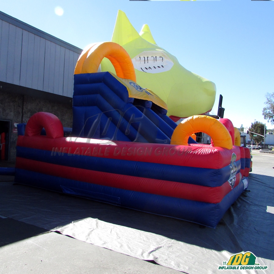 Kane County Cougars Jr Obstacle Challenge