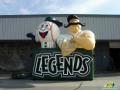 Lexington Legends Inflatable Logo Block