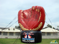 Sports At The Beach Inflatable Baseball Glove