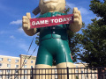 Fort Wayne Tincaps Inflatable Mascot
