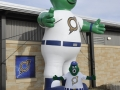 Omaha Storm Chasers Mascot