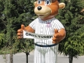 South Bend Cubs Mascots