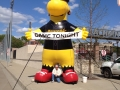 West Viginia Power Inflatable Mascot
