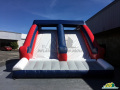 Binghampton Rumble Ponies Inflatable Obstacle Slide