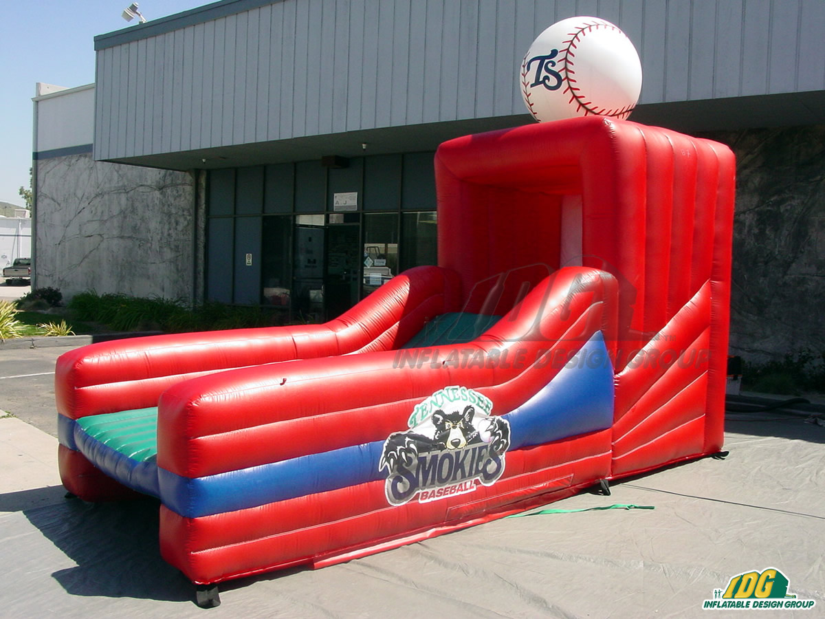 Tennessee Smokies Inflatable Skee Ball
