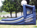 Pensacola Blue Wahoos Inflatable Skee Ball
