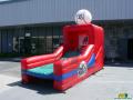 Tennessee Smokies Inflatable Skee Ball