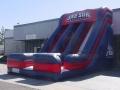 18'H Colorado Sky Sox Inflatable slide