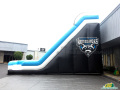 Hudson Valley Renegades Inflatable Baseball Slide