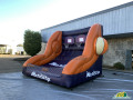 Phoenix Mercury Inflatable Free Throw Contest