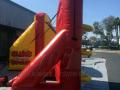 Harrisburg Senators Inflatable Tic Tac Toe