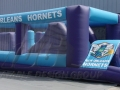New Orleans Hornets Obstacle Course