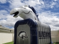 Mustang Inflatable Entryway