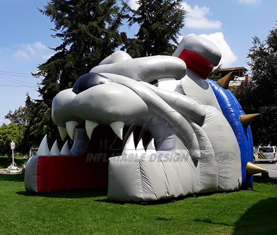 Inflatable Bulldog