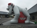 Inflatable Bullpup