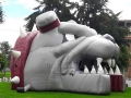 Inflatable Dog Head