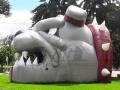 Inflatable Dog