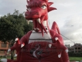 Inflatable Dragon