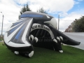 Inflatable Falcon Wings Tunnel