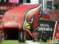 arizona cardinals inflatable archway