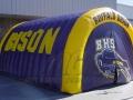 Buffalo Bisons 11'W x 25'L Tunnel