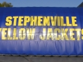 Inflatable Yellowjackets High School Helmet