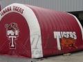 Tenaha Tigers 11'H x 11'W x 20'L Skinned Tunnel