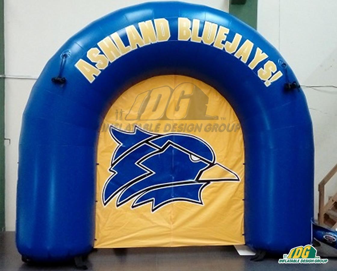 Ashland HS Custom Inflatable Arch