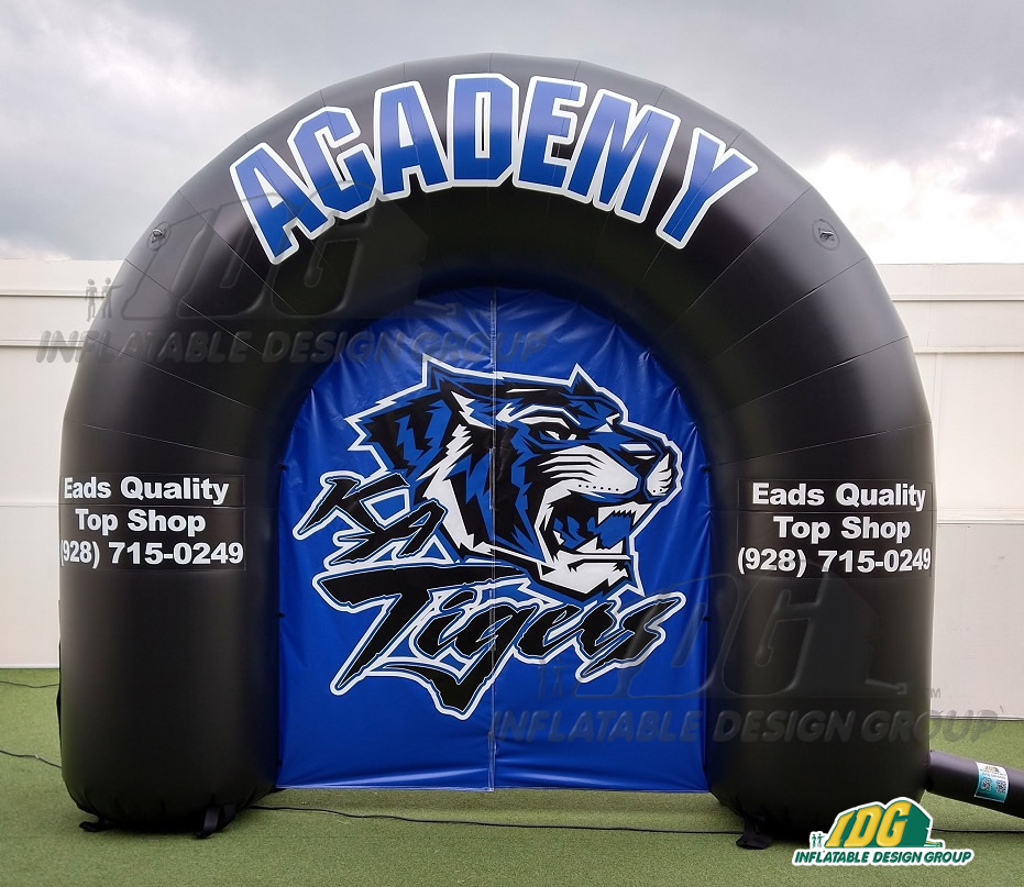 High-School-Arch-Academy-Tigers