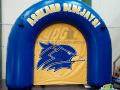 Ashland HS Custom Inflatable Arch