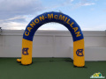 Canon-McMillan HS Custom Inflatable Arch