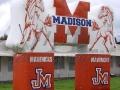 Madison Mavericks Custom Archway