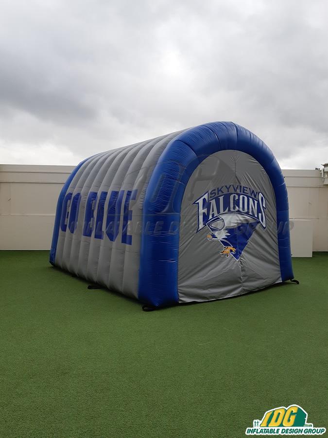 Skyview Flacons Custom Inflatable Tunnel