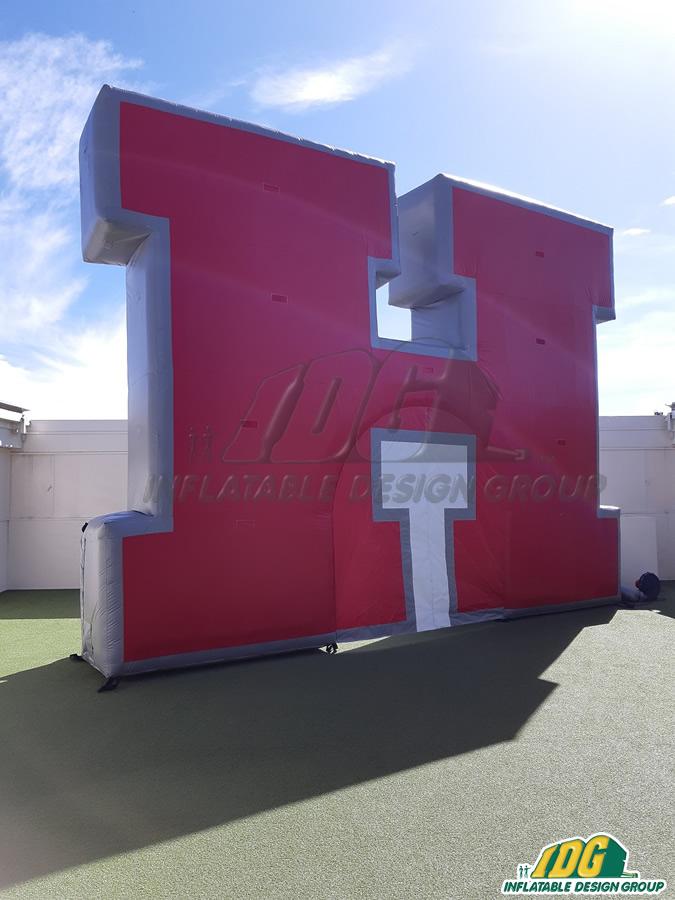 Haughton HS Custom Inflatable Entryway