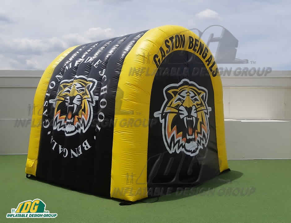 Gaston Bengals Inflatable Tunnel