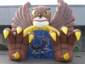 Reagan Custom Inflatable Owls Entryway