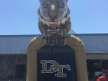 Delano Custom Inflatable Tigers Entryway