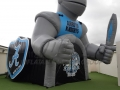 Arroyo Custom Inflatable Knights Entryway