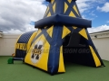 Montebello Custom Inflatable Oiler Entryway